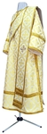Deacon vestments - rayon brocade S3 (white-gold)