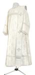 Deacon vestments - rayon brocade S3 (white-silver)