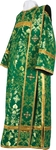 Deacon vestments - rayon brocade S4 (green-gold)