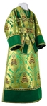 Subdeacon vestments - metallic brocade BG4 (green-gold)