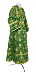 Subdeacon vestments - rayon brocade S4 (green-gold)