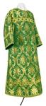 Clergy stikharion - metallic brocade BG2 (green-gold)