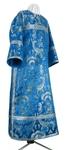 Clergy stikharion - metallic brocade BG3 (blue-silver)