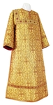 Clergy stikharion - metallic brocade BG5 (yellow-claret-gold)