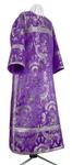 Clergy stikharion - metallic brocade BG5 (violet-silver)