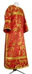 Clergy stikharion - metallic brocade BG5 (red-gold)