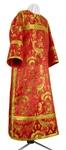 Clergy stikharion - metallic brocade BG5 (red-gold)