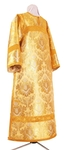 Clergy stikharion - metallic brocade BG6 (yellow-gold)