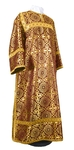 Clergy stikharion - rayon brocade S2 (claret-gold)