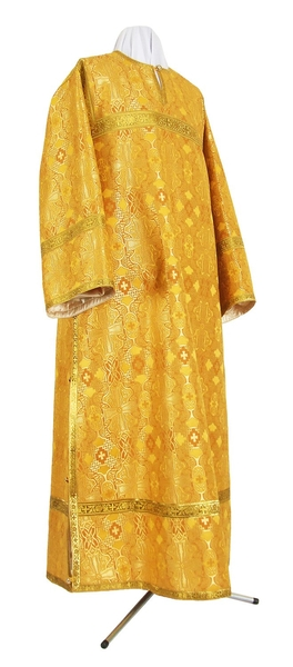 Clergy stikharion - rayon brocade S2 (yellow-gold)