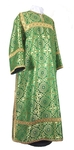 Clergy stikharion - rayon brocade S2 (green-gold)