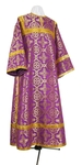 Clergy stikharion - rayon brocade S3 (violet-gold)