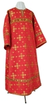 Clergy stikharion - rayon brocade S3 (red-gold)