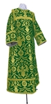 Clergy stikharion - rayon brocade S4 (green-gold)