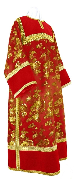 Clergy stikharion - rayon Chinese brocade (red-gold)