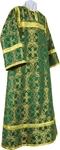 Altar server stikharion - metallic brocade B (green-gold)