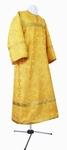 Child stikharion (alb) - metallic brocade B (yellow-gold)
