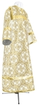 Child stikharion (alb) - metallic brocade BG4 (white-gold)