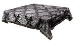 Holy Table cover - brocade BG3 (black-silver)