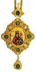 Bishop encolpion panagia no.12