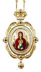 Bishop encolpion panagia no.160
