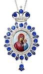 Bishop encolpion panagia no.180a