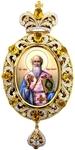 Bishop encolpion panagia no.94