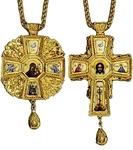Bishop encolpion panagia set - 16