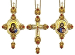 Bishop encolpion panagia set - 20