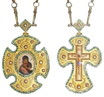 Bishop encolpion panagia set - 4