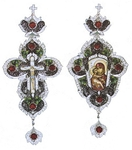 Bishop encolpion panagia set - 7