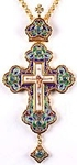 Pectoral chest cross - 154a