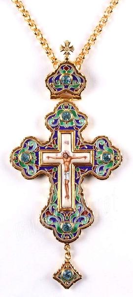Pectoral chest cross - 154a