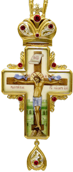 Pectoral chest cross - 161a