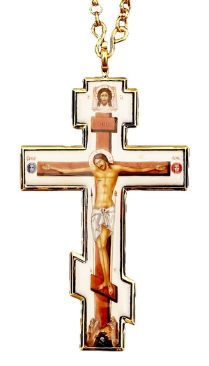 Pectoral chest cross - 169