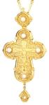 Pectoral chest cross no.1000
