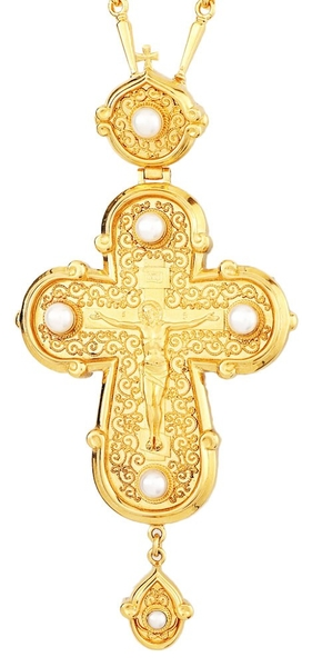 Pectoral chest cross no.1000