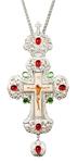 Pectoral chest cross no.102a