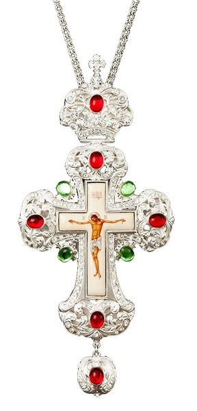 Pectoral chest cross no.102a