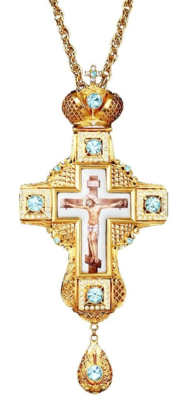 Pectoral chest cross no.11