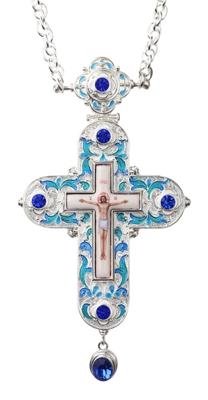 Pectoral chest cross no.111