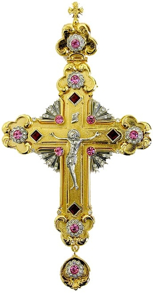 Pectoral chest cross no.114