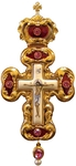 Pectoral chest cross no.117