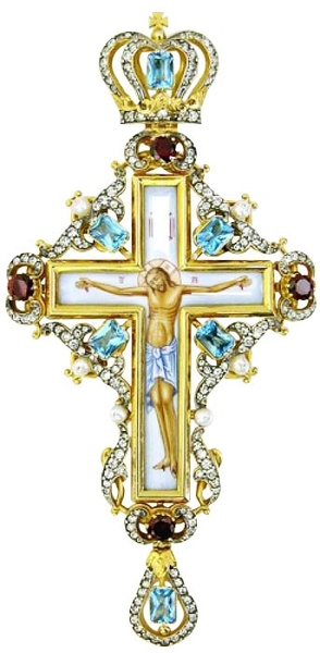 Pectoral chest cross no.134