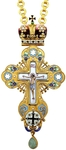 Pectoral chest cross no.136