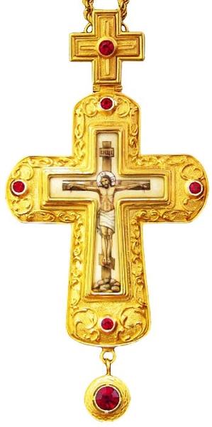 Pectoral chest cross no.140