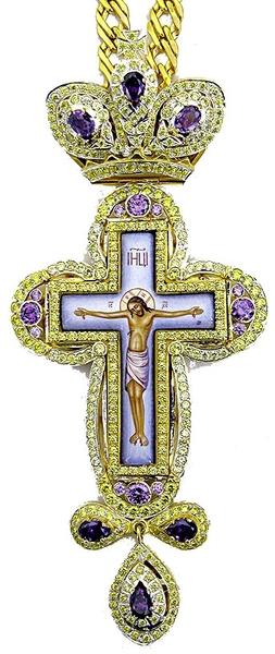Pectoral chest cross no.144
