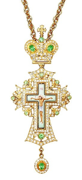 Pectoral chest cross no.148