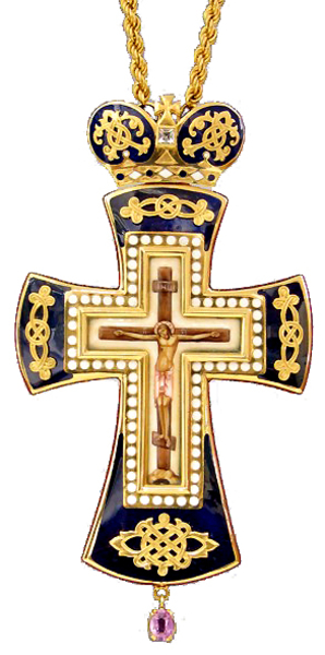 Pectoral chest cross no.151