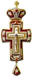 Pectoral chest cross no.161